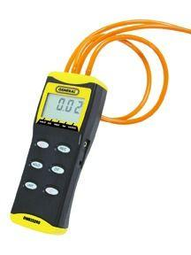 General Tools DM8230 Deluxe Digital Manometers