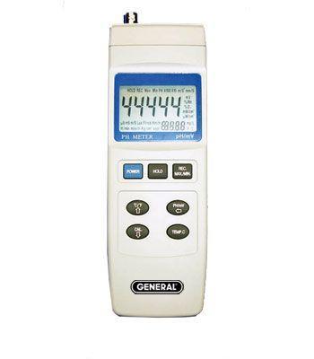 General Tools DPH208R Ph Meter