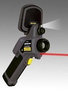 General Tools GTI30 PREDATOR Series Thermal/visual Imaging Camera With Picture-in-picture, Streaming Video And Voice Annotation