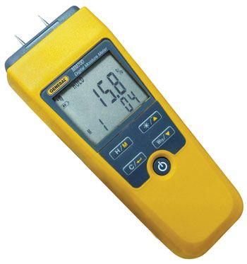 General Tools MM70D Pin Type LCD Moisture Meter W/ Remote Pin Type Probe