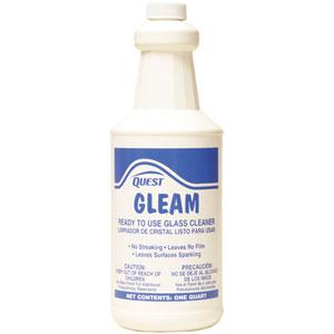 Gleam Ready-To-Use Glass Cleaner, Qt
