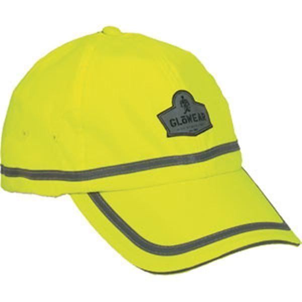 GloWear® 8930 Baseball Cap, Lime
