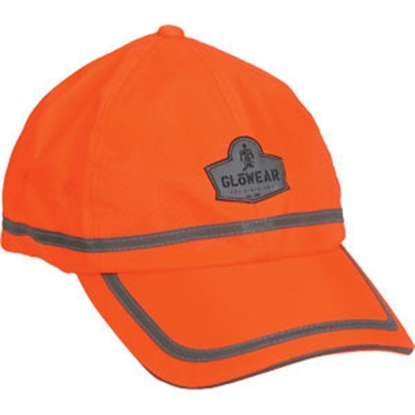 GloWear® 8930 Baseball Cap, Orange