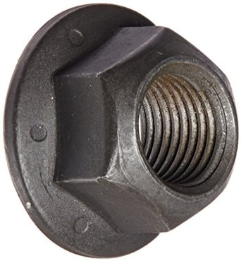 Grade G Stover®-Equivalent Black Phosphate & Oil Flange Lock Nuts