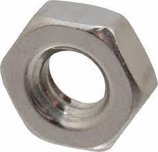 Hex Jam 18/8 Stainless Steel Nuts