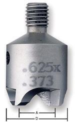 Hi-Shear Hollow Cutter, High Speed Steel