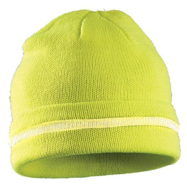 Hi-Vis Knit Cap, Yellow