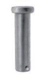 Hot Galvanized Heat Treated Clevis Pins Made in USA