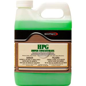 HPG Super Concentrate No Rinse Coil Cleaner, Quart