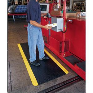 Industrial Deck Plate 500 Mat, 3' x 5'