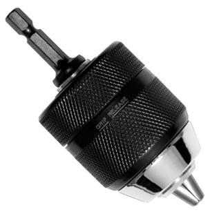 Irwin 1/4 to 3/8 Keyless chuck Adapter