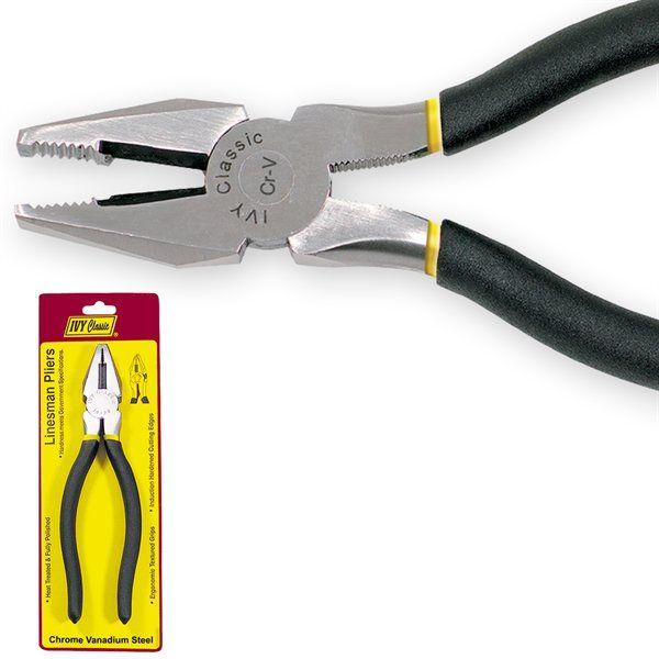 Ivy Classic 18122 8 Linesman Pliers