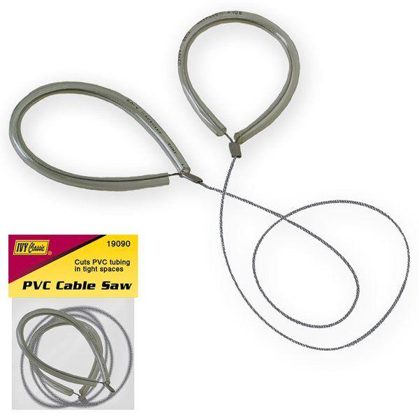 Ivy Classic 19090 25 PVC Cable Saw
