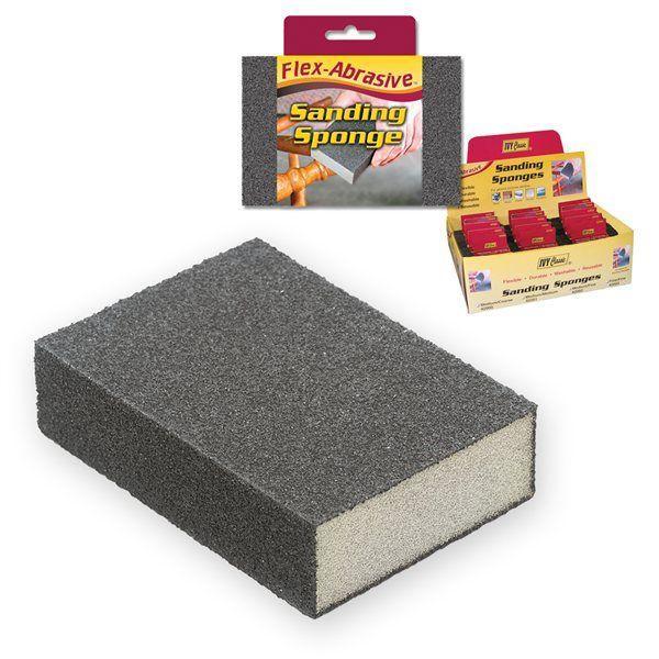 Ivy Classic 42002 Sanding Sponge 80/120 Grit