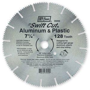 Ivy Classic Aluminum Amp Plastic Circular Saw Blade Swift