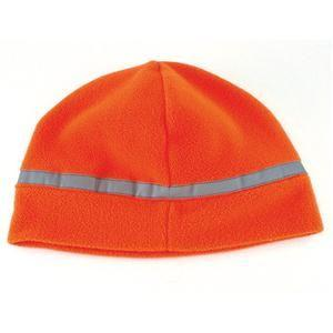 Jackson™ Reflective Fleece Cap, Orange