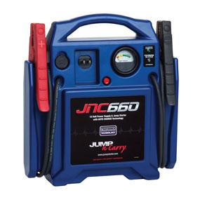 Jump-N-Carry 660 1700 Peak-Amp 12-Volt Jump Starter