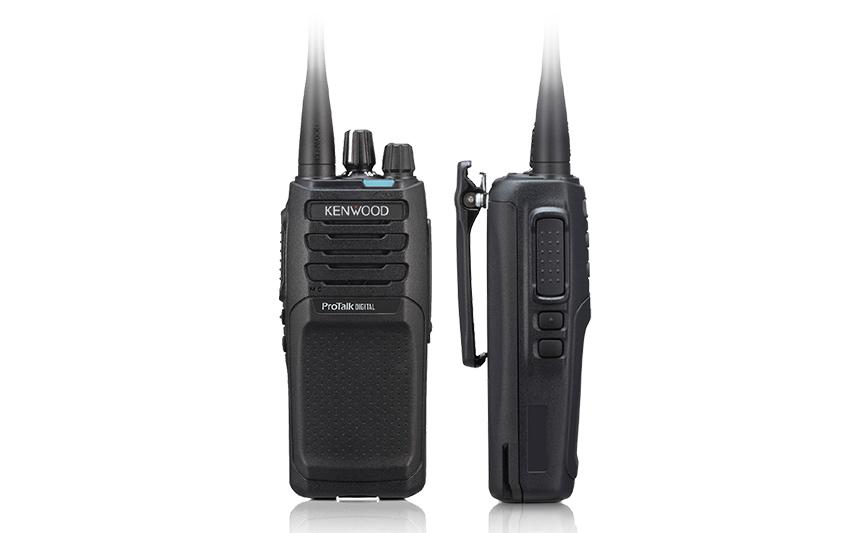 Kenwood NexEdge NX-240V Digital VHF FM Portable Radio