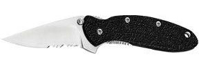 Kershaw 1620ST Ken Onion Scallion Knife - Serrated