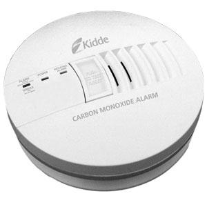 Kidde AC Wire-In CO Alarm w/ Battery Backup