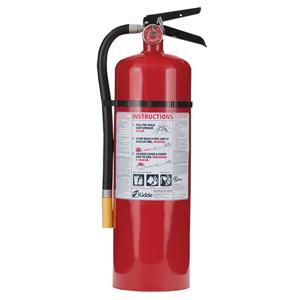 Kidde Pro Line 10 lb ABC Extinguisher w/ Wall Hook