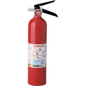 Kidde Pro Line 2.5 lb ABC Extinguisher w/ Wall Hook