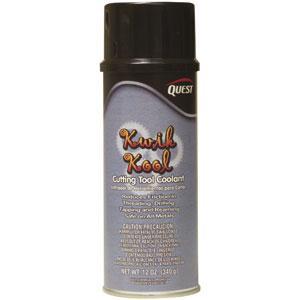 Kwik Kool Cutting Tool Coolant, 12 oz Aerosol