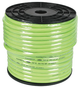 Legacy Flexzilla Air Hose, 3/4 ID x 250 Ft, Bulk Poly ZillaGreen