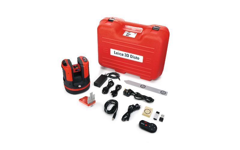 Leica 3D Disto Measuring Device Kit