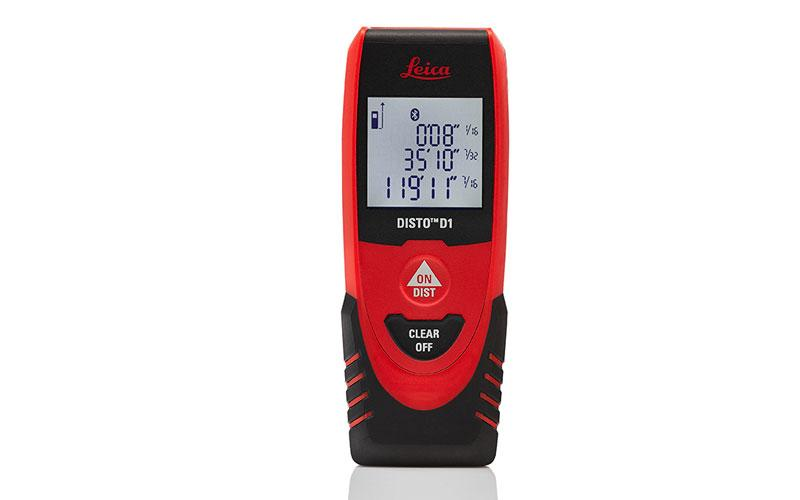 Leica DISTO D1 New User Friendly Laser Distance Meter