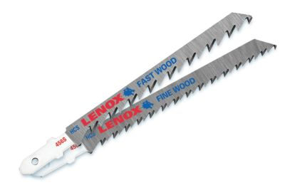 Lenox 456J High Carbon Steel Jig Saw Blade Pack of 25