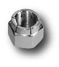 Light Hex Thin Height Flex Type 18/8 Stainless Steel Lock Nuts
