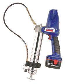 Lincoln 1442 Professional 14 4-Volt PowerLuber™ Cordless Grease Gun with  Carrying Case