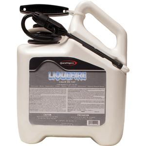 Liquefire Anti-Icing Agent, Gallon Pump Sprayer