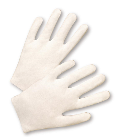 "West Chester 705-14  100% Cotton Lisle Gloves Extended 14"" Length"