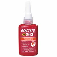 Loctite 263 Red Threadlocker 50ml