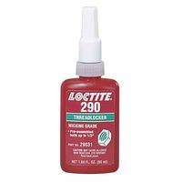 Loctite 290 Threadlocker, Wicking Grade 10ml