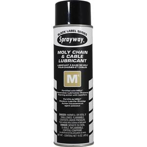 M1 Moly Chain & Cable Lubricant, 15 oz Aerosol