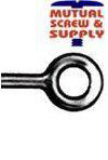 Machinery Eye Bolts (Blank No Shoulder) Made in USA