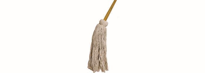 Magnolia Brush 16oz. Cotton Deck Mop