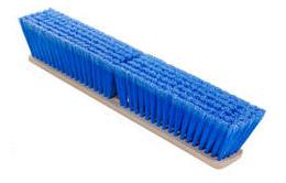 Magnolia Brush 18 Blue Flagged Polystyrene Floor Style Wash Brush