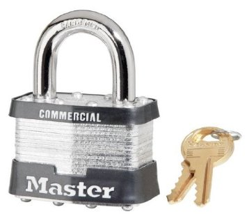 Master 5KA Keyed Alike Padlock (A441)