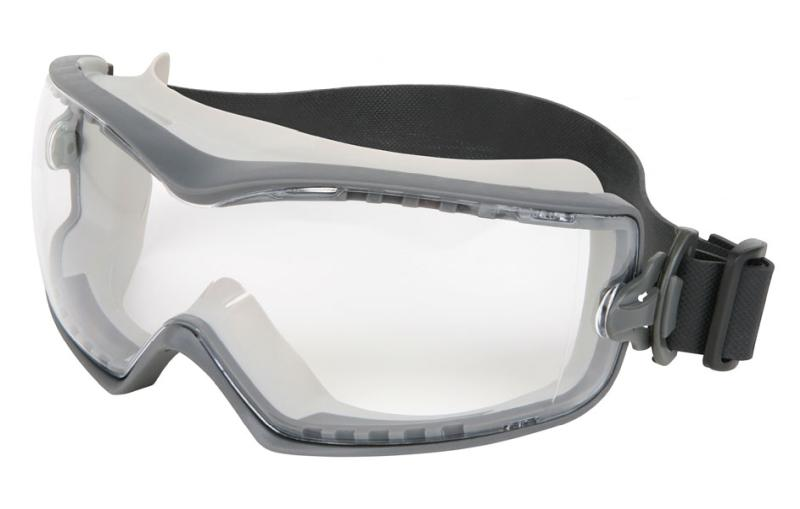 MCR Safety Hydroblast 2 Clear MAX6 Anti-Fog Lens Indirect Vented Safety Goggles