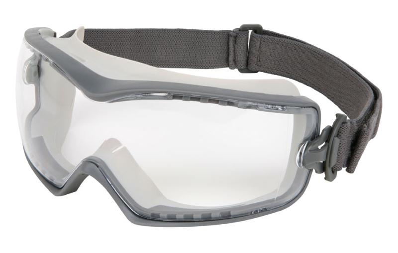 MCR Safety Hydroblast 2 Clear Standard Anti-Fog Lens Indirect Vented Elastic Strap Safety Goggles
