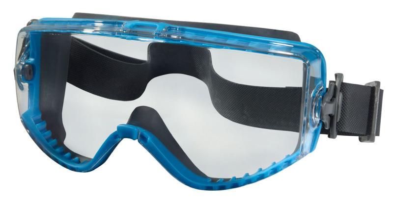 MCR Safety Hydroblast 3 Clear MAX6 Anti-Fog Lens Safety Goggles