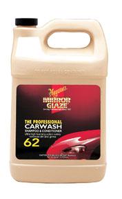Meguiar's Carwash Shampoo & Conditioner, 1-Gallon