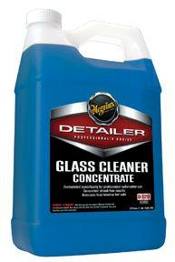 Meguiar's D12001 Glass Cleaner Concentrate, 1-Gallon