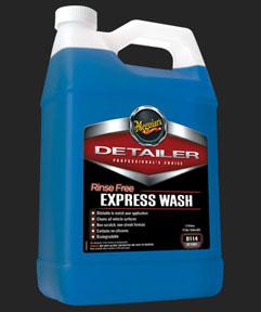 Meguiar's Detailer Rinse Free Express Wash, 1Gal