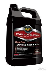 Meguiar's Detailer Rinse Free Express Wash & Wax