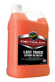 Meguiar's Last Touch Spray Detailer, 1-Gallon